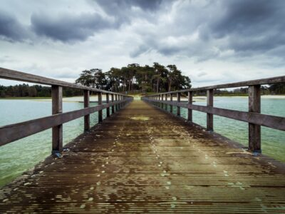 Bounty eiland Henschotermeer
