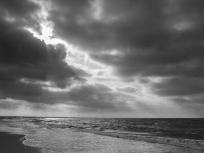 Dramatisch Bergen aan Zee