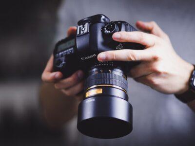 Wil jij ook fotograaf worden, maar weet je niet hoe?