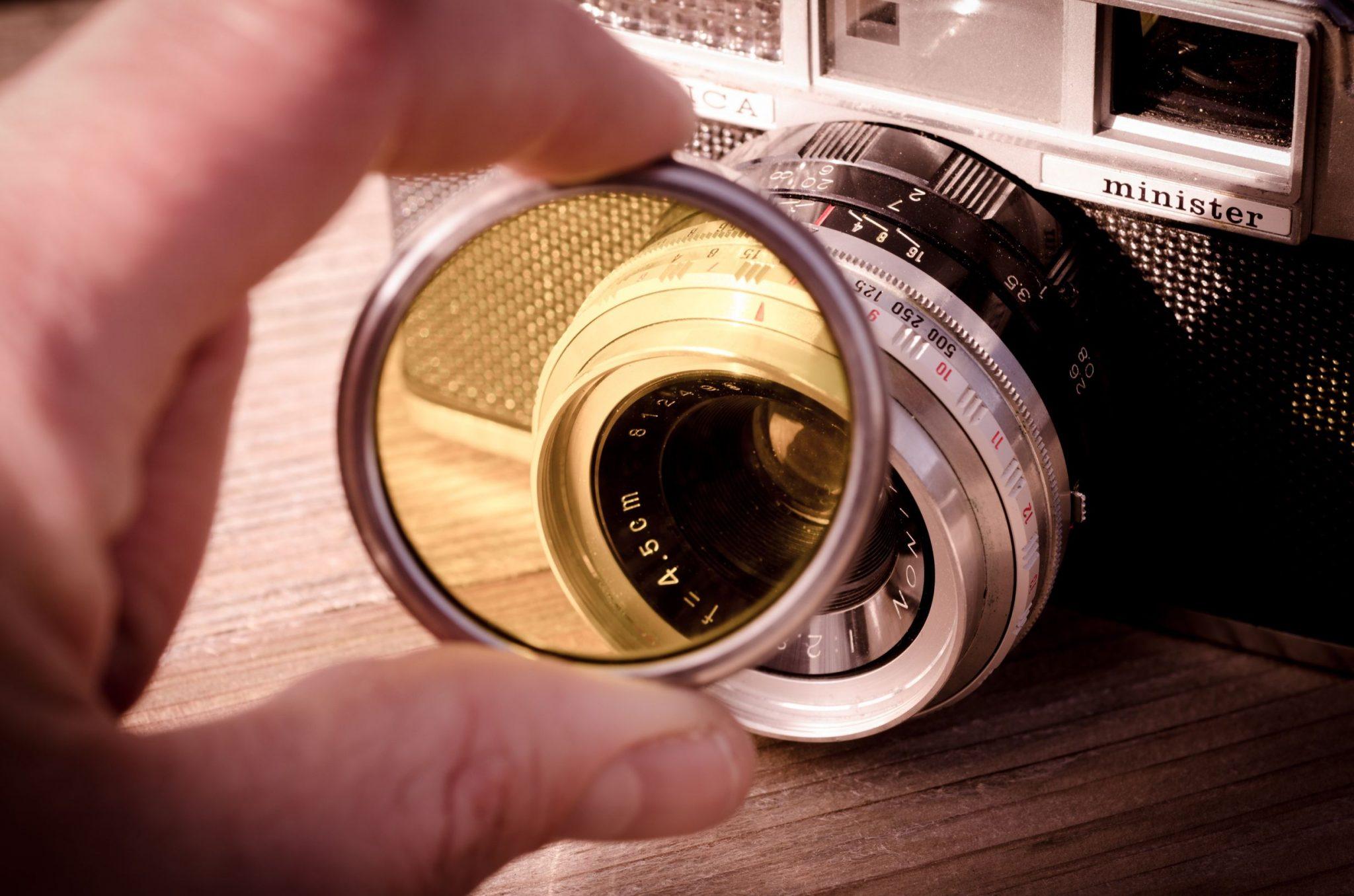 Lees meer over het artikel Met of zonder filter Fotograferen en waarvoor dient een filter?