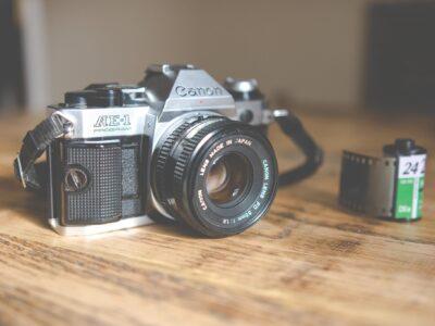 Workshop analog photography (English)