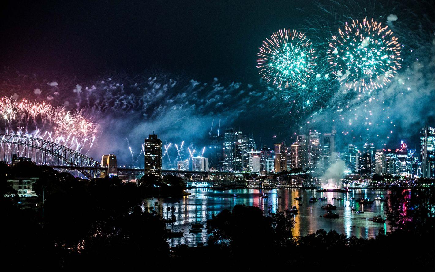 Lees meer over het artikel Het fotograferen van vuurwerk, hoe doe je dat eigenlijk?