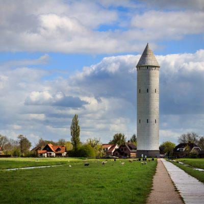 Watertoren van Nieuwkoop