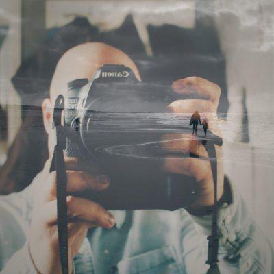 Een selfie gemaakt door Dutch Creator, hierbij is gebruik gemaakt van een dubbele belichting